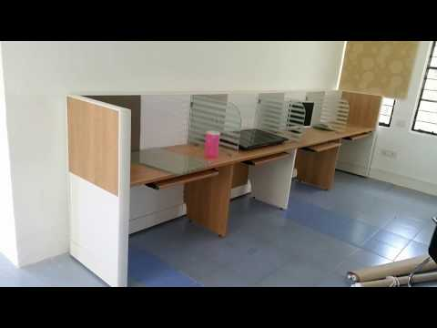 inspace creating office #Maruthi Office Equipment Private Limited