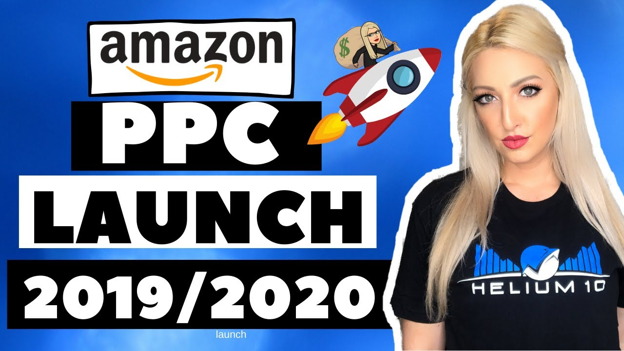 Amazon FBA PPC Product LAUNCH TUTORIAL, Get your Product to Page 1 with 0 reviews from day 1 🔥