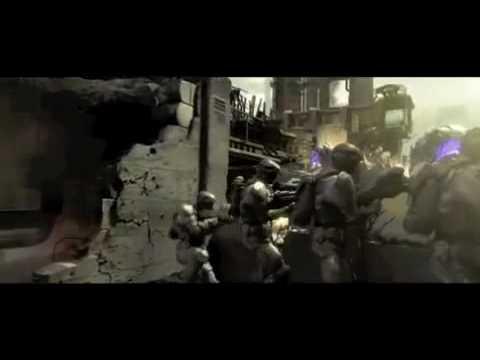 Halo Wars Music Video  Starship Troopers