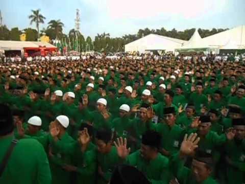 Pagelaran ISHARI dalam Rangka Muktamar NU ke 33 (Part 1)