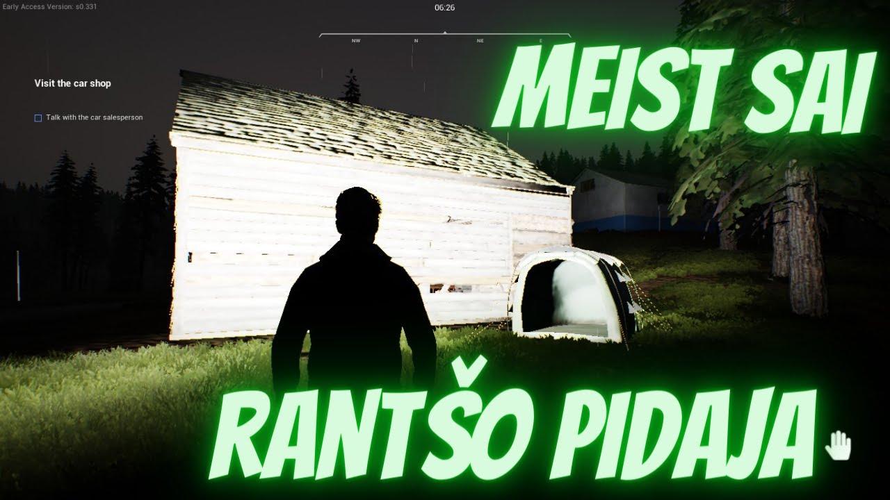 """Ranch Simulator """"Meist sai rantšo pidaja"""""""
