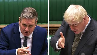 video: Having once asked us to shield the NHS, Boris Johnson is now using it to preserve himself