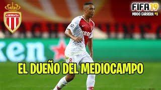 EL NUEVO MONACO DE WILSONNI DEBUTA EN LA CHAMPIONS!!   FIFA 19 Modo Carrera #9