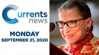 Currents News full broadcast for Mon, 9/21/20 (Catholic news)