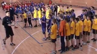 Открытый чемпионат Харькова по гандболу (U-12), день 1-й