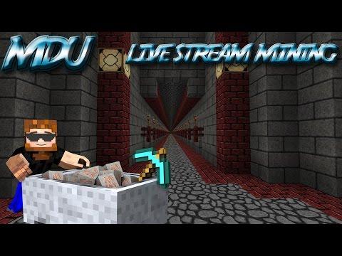 Minecraft Down Under - Mining Live 31 - Channel Update