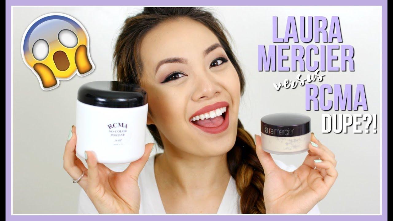 Laura Mercier Transluscent Powder Dupe Rcma Color