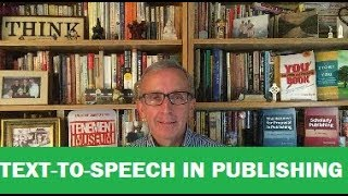 Using Text-To-Speech in Publishing