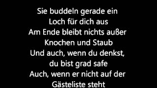 Kc rebell feat. Summer Cem AUGENBLICK Lyrics
