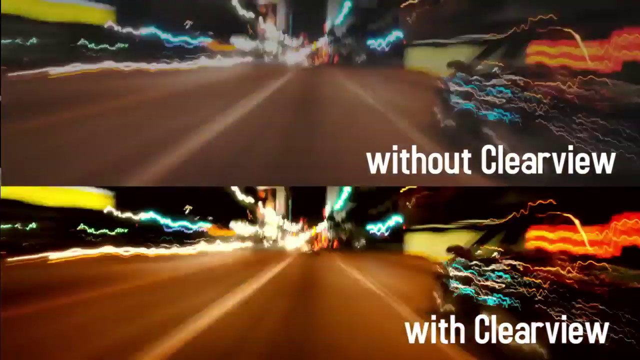 ClearView - These Revolutionary Glasses Make It Safe to Drive at Night