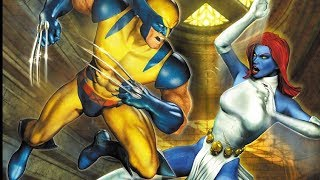 X-Men: Mutant Academy 2 Walkthrough Gameplay