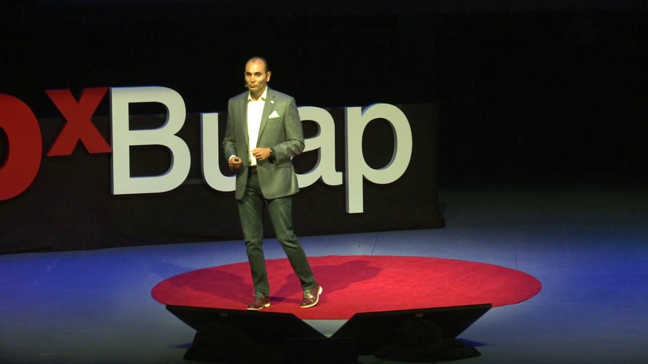 Movilidad sustentable, la salud de la ciudades en el mundo | Alfonso Vélez Iglesias | TEDxBUAP