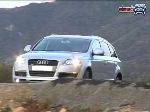 Audi Goes Diesel:  2009 Audi Q7 3.0 TDI Follow-Up Test