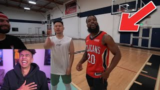 Cash CARRIED Kenny?! 2V2 vs Cash & Kenny for $1,000 Sneakers Reaction!