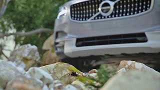2017 Volvo V90 CROSS COUNTRY - Teaser