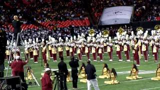 """For The Lover In You""- Bethune- Cookman University Band 2013 Honda BOTB"