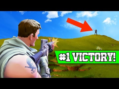HOW TO WIN EVERY GAME! (Fortnite)