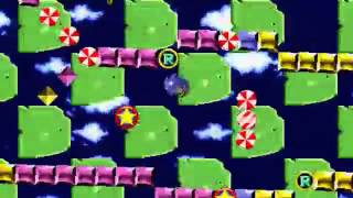 Sonic The Hedgehog-Special Stage(Genesis Remastered)