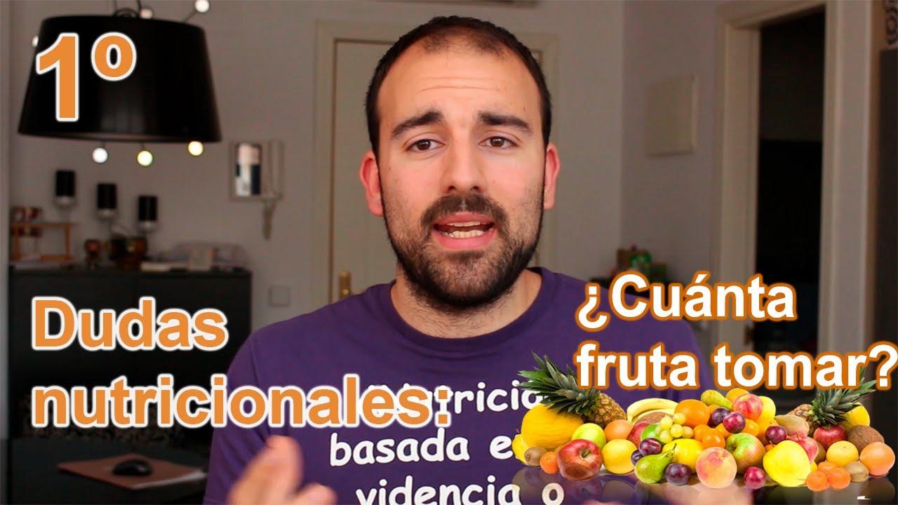comer fruta antes de las comidas adelgaza