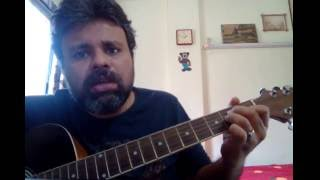"Detailed Explanation of ""Main Duniya Bhula Dunga (Aashiqui)"" guitar chords (in Hindi)"