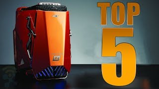 TOP 5: Best Gaming Desktops 2018