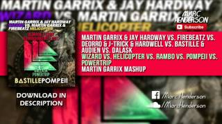 Baixar - Wizard Vs Helicopter Vs Rambo Vs Pompeii Vs Powertrip Martin Garrix Tomorrowland 16 Mashup Grátis