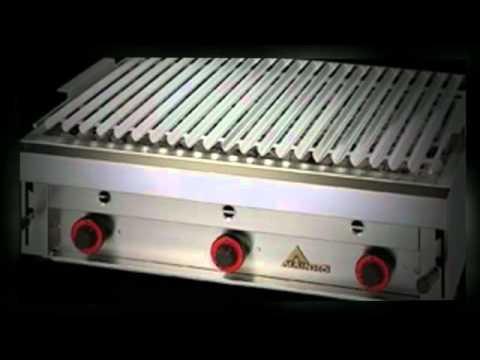 grillen plancha grillen mit gasgrill youtube. Black Bedroom Furniture Sets. Home Design Ideas