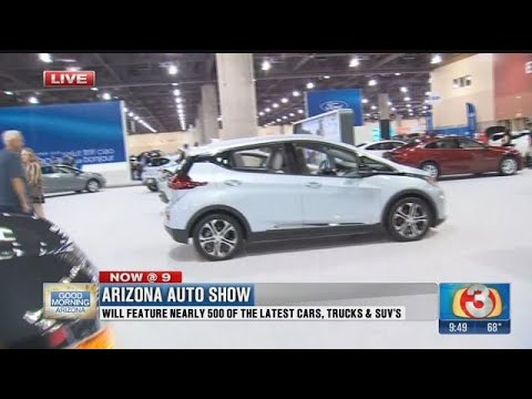 The Arizona Auto Show takes over the Phoenix Convention Center (Part 2)
