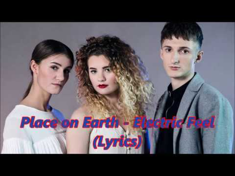 Place On Earth - Electric Feel (Lyics/tekst)