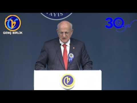 TBMM Başkanı İsmail Kahraman: Elhamdülillah maziye çok rahat bakabiliyoruz. Rabbime şükürler olsun.