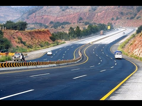 Motorway Pakistan-MULTAN TO ISLAMABAD M2-M4