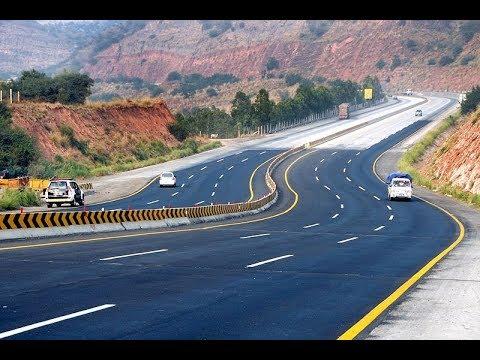 Motorway Pakistan-MULTAN TO ISLAMABAD M2-M4