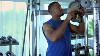Vaseline Men -- Michael Strahan Commercial