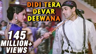 Download Didi Tera Devar Deewana - Hum Aapke Hain Koun - Salman Khan, Madhuri Dixit - Best Bollywood Song Mp3 and Videos