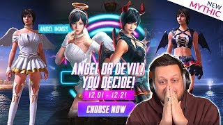 NEW MYTHICS CRATE OPENING: ANGEL OR DEVIL?