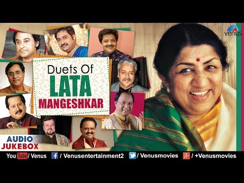 Duets Of Lata Mangeshkar    Best Evergreen Romantic Songs   JUKEBOX   90's Bollywood Love Songs
