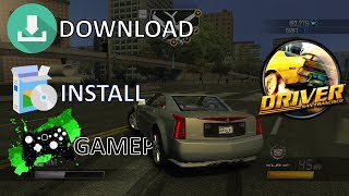 Best Racing PC game| Download  + Install + GAMEPLAY 🚗🚔