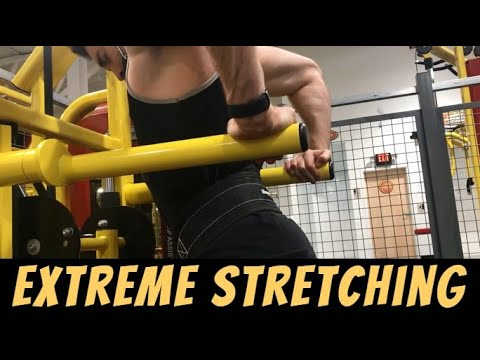 DC Training Rest-Pause U0026 Stretch Example