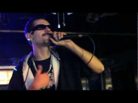 Envyu$ - Live @ Zebra Club 12/01/12