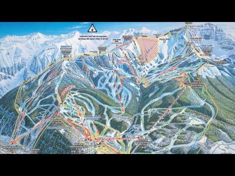 deer valley resort trail map - YouTube on