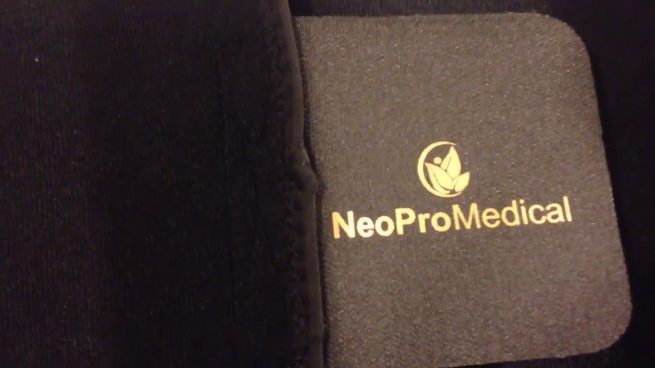 febedaefe9 Neo Pro Medical waist trimmer review by Ruby Roark - YouTube
