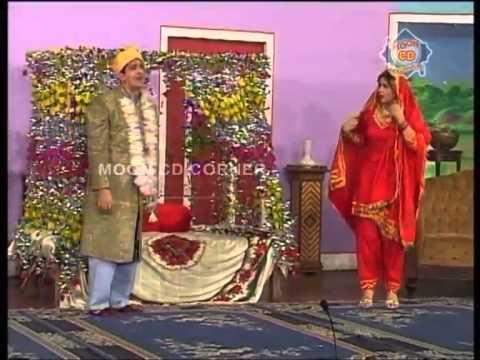 Best of Zafri Khan New Pakistani Stage Drama: Best performance by zafri khan in pakistani punjabi stage drama