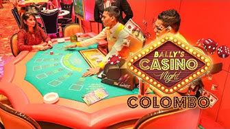 A Night At Bally's Casino, Colombo | Sri Lanka's Luxurious Casino | FT. Urvashi Rautela & Sonu Sood