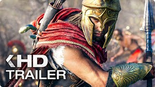 ASSASSIN'S CREED ODYSSEY Trailer German Deutsch (E3 2018)