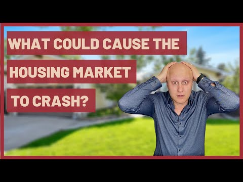5 REASONS THE REAL ESTATE MARKET IS GOING TO CRASH | And 5 Why It Won't