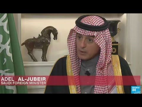 EXCLUSIVE - 'Trump still committed to a two-state solution,' says Saudi Foreign Minister Jubeir