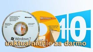 Darmowe Uaktualnienie do Windows 10 po 1 stycznia 2018