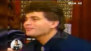 ميال - عمرو دياب في اول لقاء تلفزيوني بعد البوم ميال