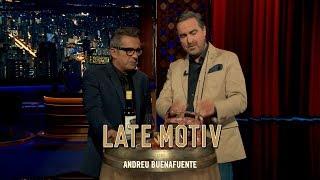 "LATE MOTIV - Raúl Pérez es Carlos Herrera. ""Toma pantumaka madafaka""| #LateMotiv331"