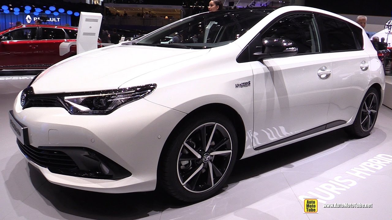 2017 toyota auris hybrid exterior and interior. Black Bedroom Furniture Sets. Home Design Ideas